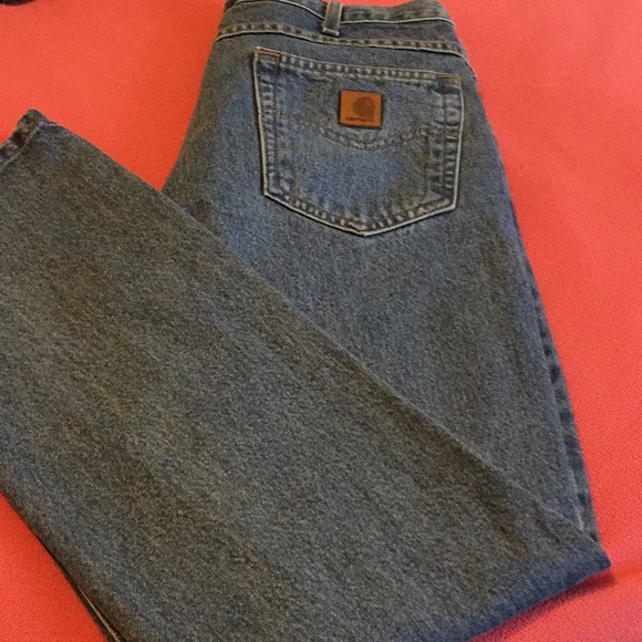 5a9e3ff6d77 Carhartt Jeans | Traditional Fit | Poshmark